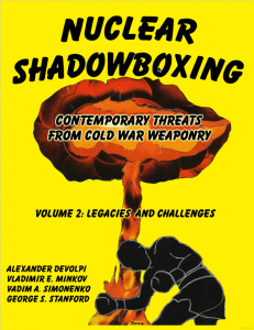 Cover - Nuclear Shadowboxing