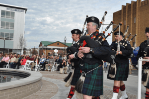 Newport News Police Pipes and Drums