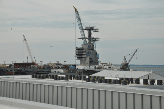 Future USS Gerald Ford