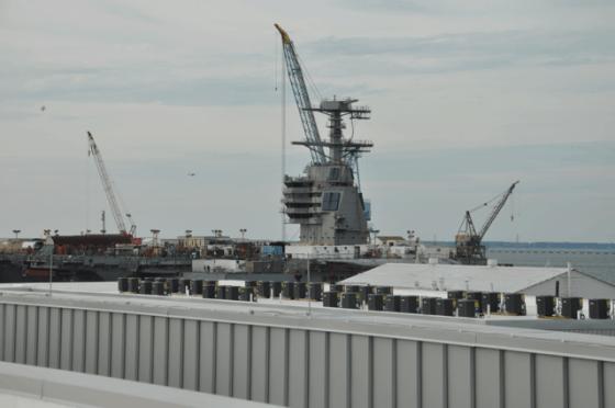 Future USS Gerald Ford