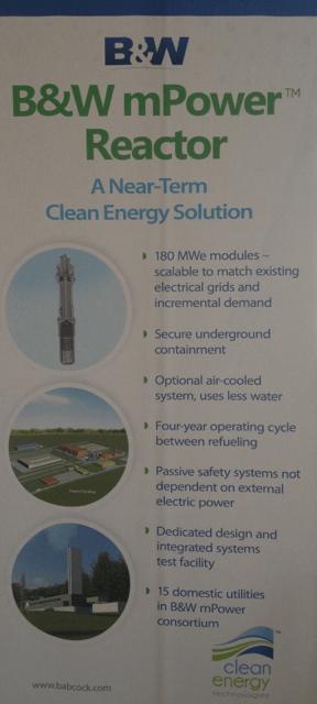 B&W mPower Reactor promo circa May 21, 2012