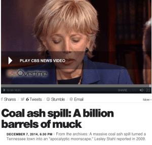 Actual spill was a billion gallons, not a billion barrels