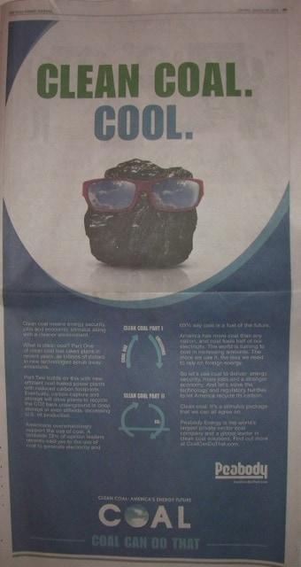 Cool Clean Coal