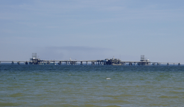 Cove Point LNG on February 21, 2009