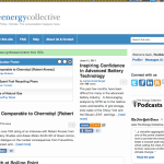 Front Page The Energy Collective June 13 2011