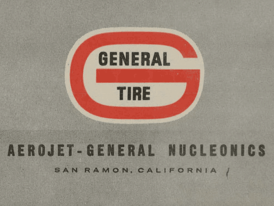 Who knew General Tire built an atomic engine?