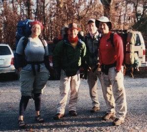 Ready for Appalachian Trail