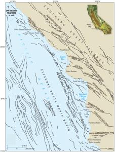 Hosgri Fault Zone USGS