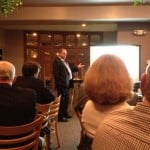 Dr. Finis Southworth at VA ANS Oct 2012