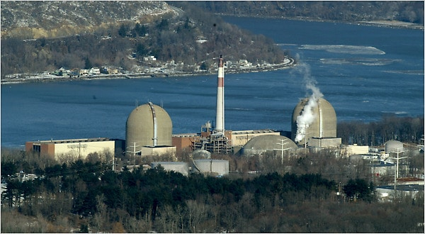 Indian Point 25% of NYC's electricity on small footprint with no smokestacks
