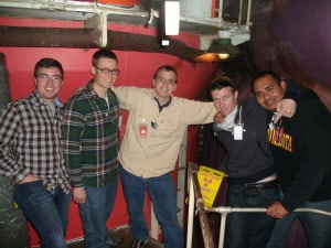 SUNY Nuclear Ship Design Team