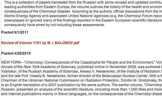 PDF link to M. I. Balonov