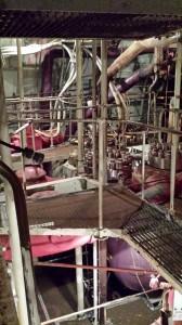 NS Savannah Boiler