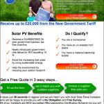 UK Solar PV Offer