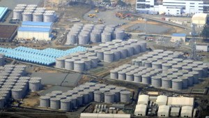 Fukushima Tank Farm
