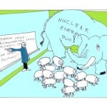 Elephant in the room. Nuclear is a solution.